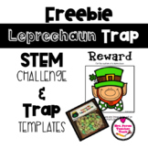 Leprechaun Trap STEM Challenge Freebie