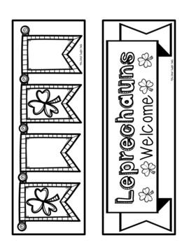 Leprechaun Trap STEM Challenge Freebie