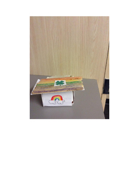 Leprechaun Trap with a Template (using Milk Cartons)