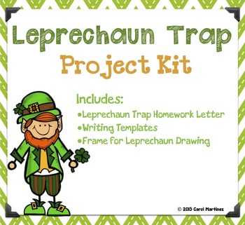 Leprechaun Trap Tool Kit