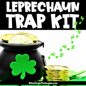 Leprechaun Trap Kit (How to Catch a Leprechaun)