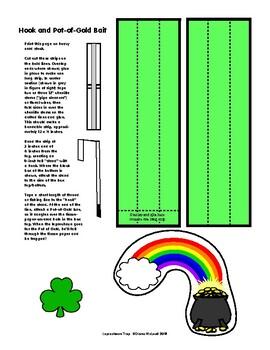 Leprechaun Trap—DIY Quick, Easy March Printable Craft!