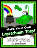 Leprechaun Trap—DIY Quick, Easy March Printable Craft!