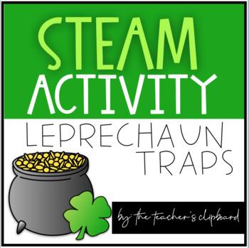 Leprechaun Traps STEM