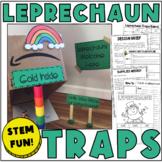 Leprechaun Traps | Simple Machines STEM Project