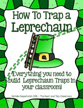 Leprechaun Traps Design Activity