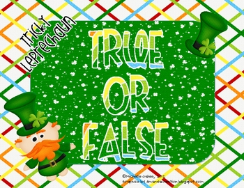 Leprechaun True or False