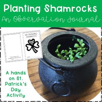 Leprechaun Unit - Growing Shamrocks