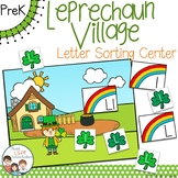Leprechaun Village Letter Sorting Center - St. Patrick's Day