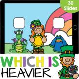 Leprechaun: Which One is Heavier Measurement Math Google S