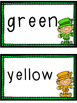 Leprechaun Write the Room {Freebie}