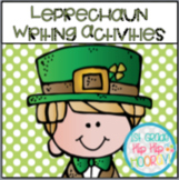 Leprechaun Writing Activities...FREEBIE!!
