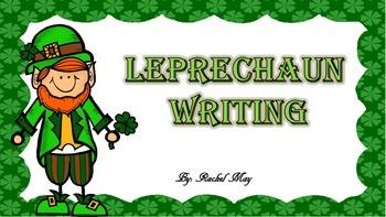 Leprechaun Writing Center