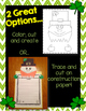 Leprechaun Writing Craftivity