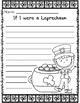 Leprechaun Writing Paper