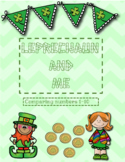 Leprechaun and Me Comparing Numbers 1-10