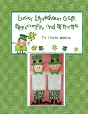 Leprechaun application, craft, and activities