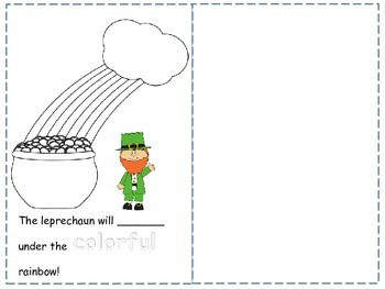 Leprechaun book freebie
