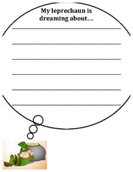 Leprechaun dreaming