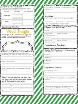 Leprechaun in Late Winter: Comprehension Guide