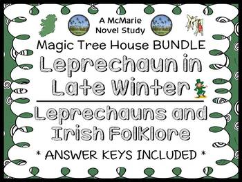 Leprechaun in Late Winter | Leprechauns and Irish Folklore : MTH BUNDLE