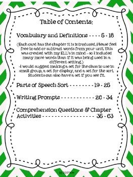 Leprechaun in Late Winter {MTH#43 comprehension companion}