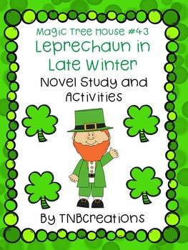 Leprechaun in Late Winter Novel Study