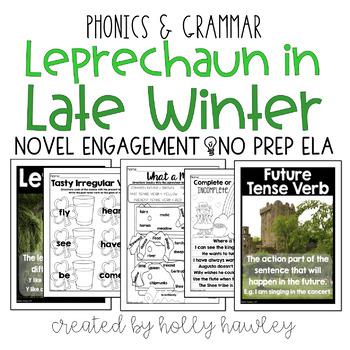 Leprechaun in Late Winter NO PREP (ELA)