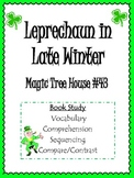 Leprechaun in Late Winter Unit: Vocab, Comprehension, Sequencing, and More!!