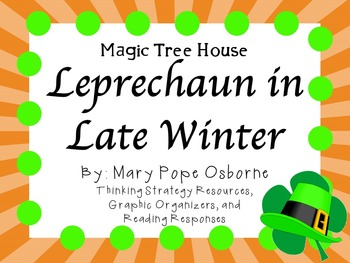 Leprechaun in Late Winter by Mary Pope Osborne:  A Complet