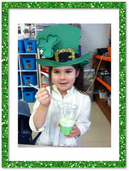 Leprechaun on the Loose in the Classroom
