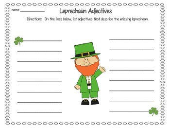 Leprechaun on the Loose - How to Catch a Leprechaun