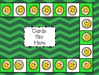 Leprechaun on the Loose R-Controlled Vowel Game and Sort