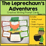 Leprechaun St. Patrick's Day Adventures {Craftivity}