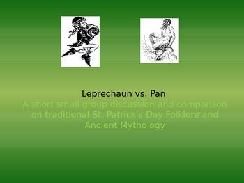 Leprechaun vs. Pan