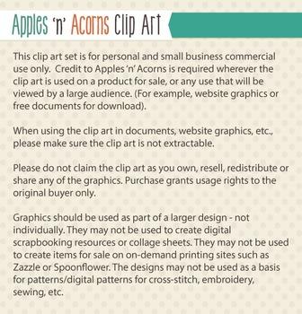Leprechauns Clip Art - color and outlines