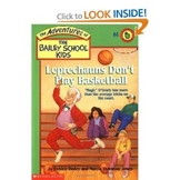 Leprechauns Don't Play Basketball Comprehension Packet