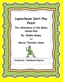 Leprechauns Don't Play Fetch Story Packet
