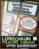 Leprechauns  - Folklore Lapbook!
