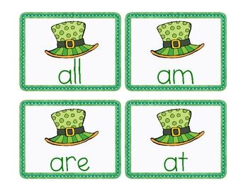 Leprechaun's Gold Sight Word Game