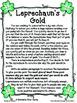 Leprechaun's Gold Writing