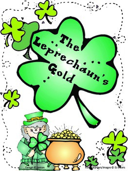 Leprechaun's Gold Writing