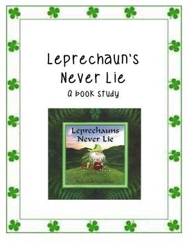 Leprechauns Never Lie Book Study