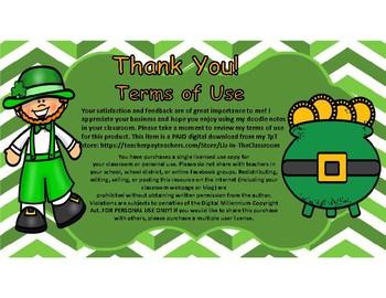Leprechauns Vs. Pots of Gold Tic Tac Toe Game