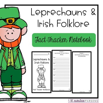 Leprechauns and Irish Folklore Fact Tracker (MTH Nonfictio