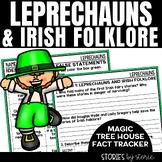 Leprechauns and Irish Folklore (Magic Tree House Fact Tracker)