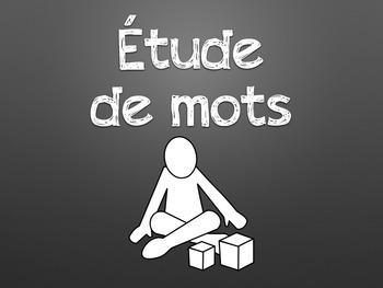 Les 5 au quotidien -- affiches en français