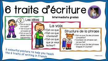 Les 6 traits d'écriture (Intermediate)