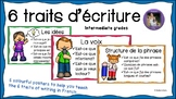 Les 6 traits d'écriture (Intermediate)