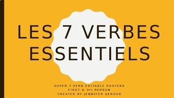 Les 7 Verbes Essentiels